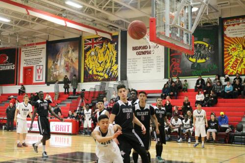 2015 Game 13 - St Francis Xavier vs Archbishop OLeary (115)