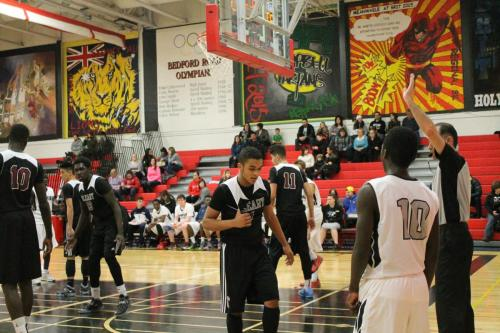 2015 Game 13 - St Francis Xavier vs Archbishop OLeary (116)