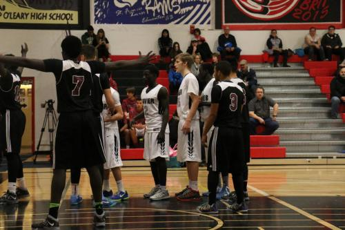 2015 Game 13 - St Francis Xavier vs Archbishop OLeary (123)