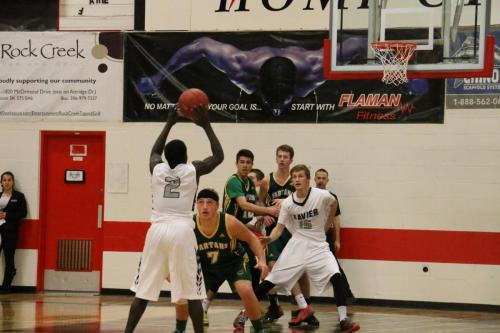 2015 Game 7 St Francis Xavier vs Campbell (121)